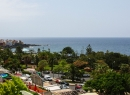 """Punta Brava liegt direkt am Meer - und an der Westseite der Playa Jardin, dem """"Gartenstrand"""" von Puerto de la Cruz."""