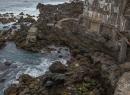 Feuchtigkeit und Salz sind gnadenlos: Die Hauswände am westlichen Rand von Punta Brava könnten etwas frische Farbe vertragen.