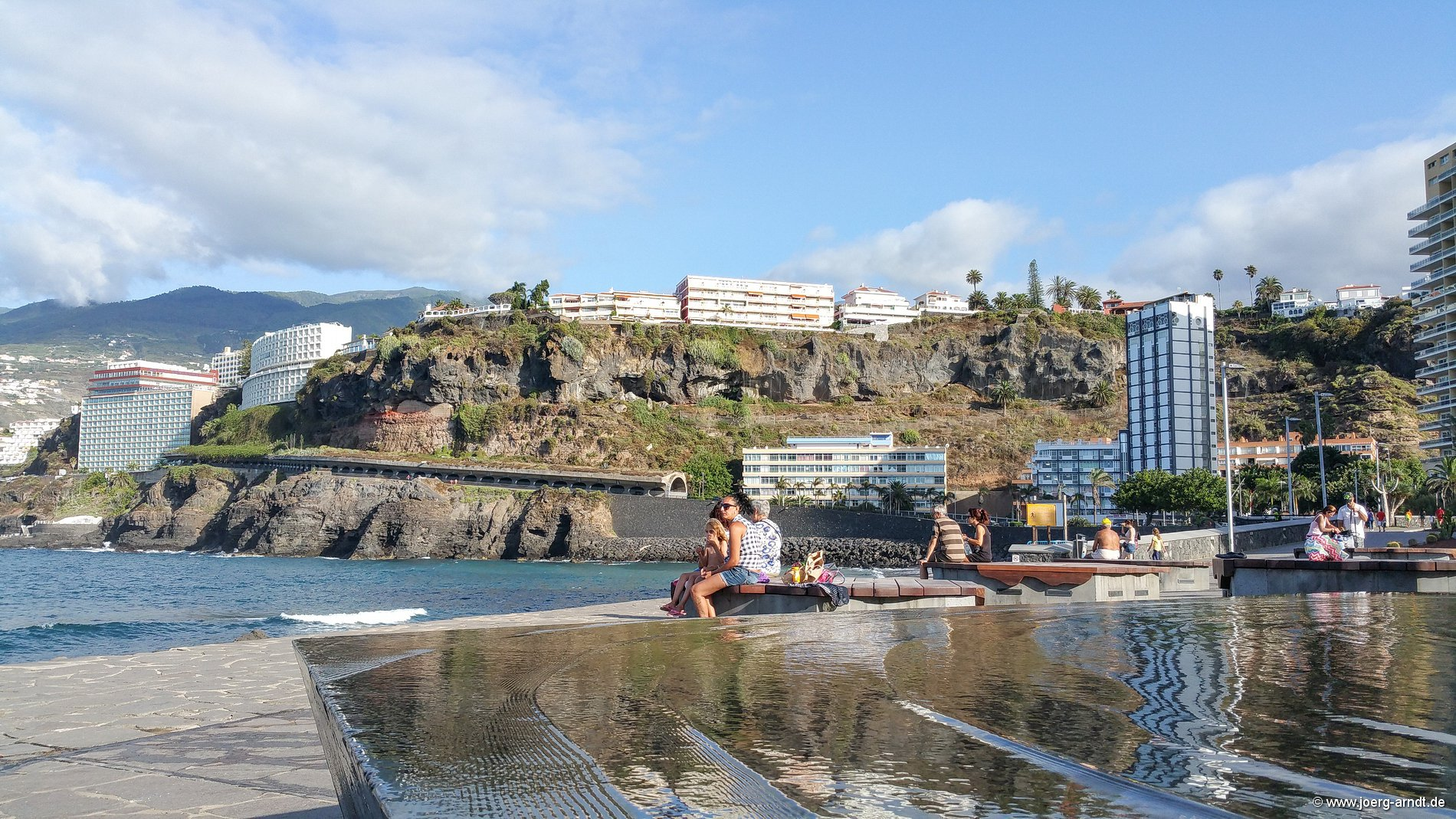 Stadtrundgang zu den sehensw rdigkeiten von puerto de la - Puerto de la cruz sehenswurdigkeiten ...