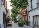 Schlendert man die Calle del Lomo weiter in Richtung Westen...