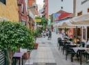 In dieser verkehrsberuhigten Straße gibt es viele malerische Restaurants.Und hier gibt es seit einiger Zeit...