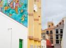 ...wartet unter anderem ein kleines Seepferdchen auf seine Entdeckung. Alle Kunstwerke findet ihr in der Rubrik Puerto Street Art.