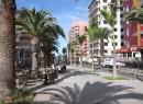 In der Nähe befindet sich die vor kurzem komplett neu gestaltete und verkehrsberuhigte Avenida Familia de Betancourt y Molina.