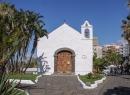 Die Ermita San Telmo. Hier finden auch deutsche Gottesdienste statt.