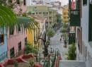Wieder in der Altstadt: Über die Treppen der Calle San Juan gelangt man zum Plaza de los Agustinos.