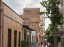 Dies hier ist die Calle del Lomo.