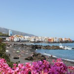 Playa Jardin in Puerto de la Cruz.