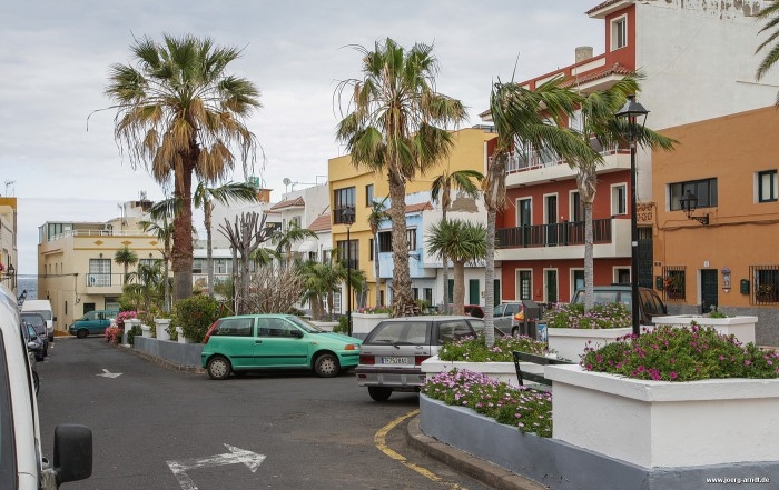 Die Plaza Manuel Ballesteros.