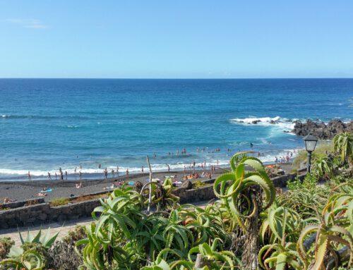 Playa Jardín – Puertos schöner Gartenstrand