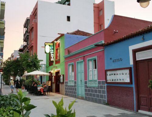 Hier spielt das Leben: Puertos Altstadt