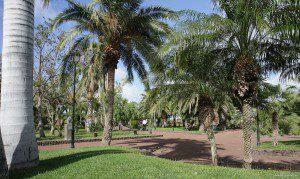 Der flache Teil des Taoro Parks wurde vor einigen Jahren saniert.