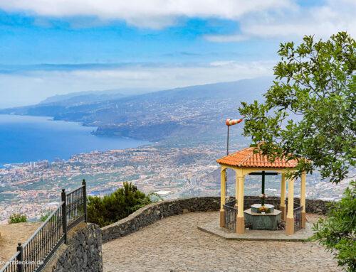Aussichtspunkte rund um Puerto de la Cruz