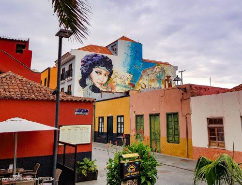 Puerto Street Art – Moderne Kunst an der Hauswand