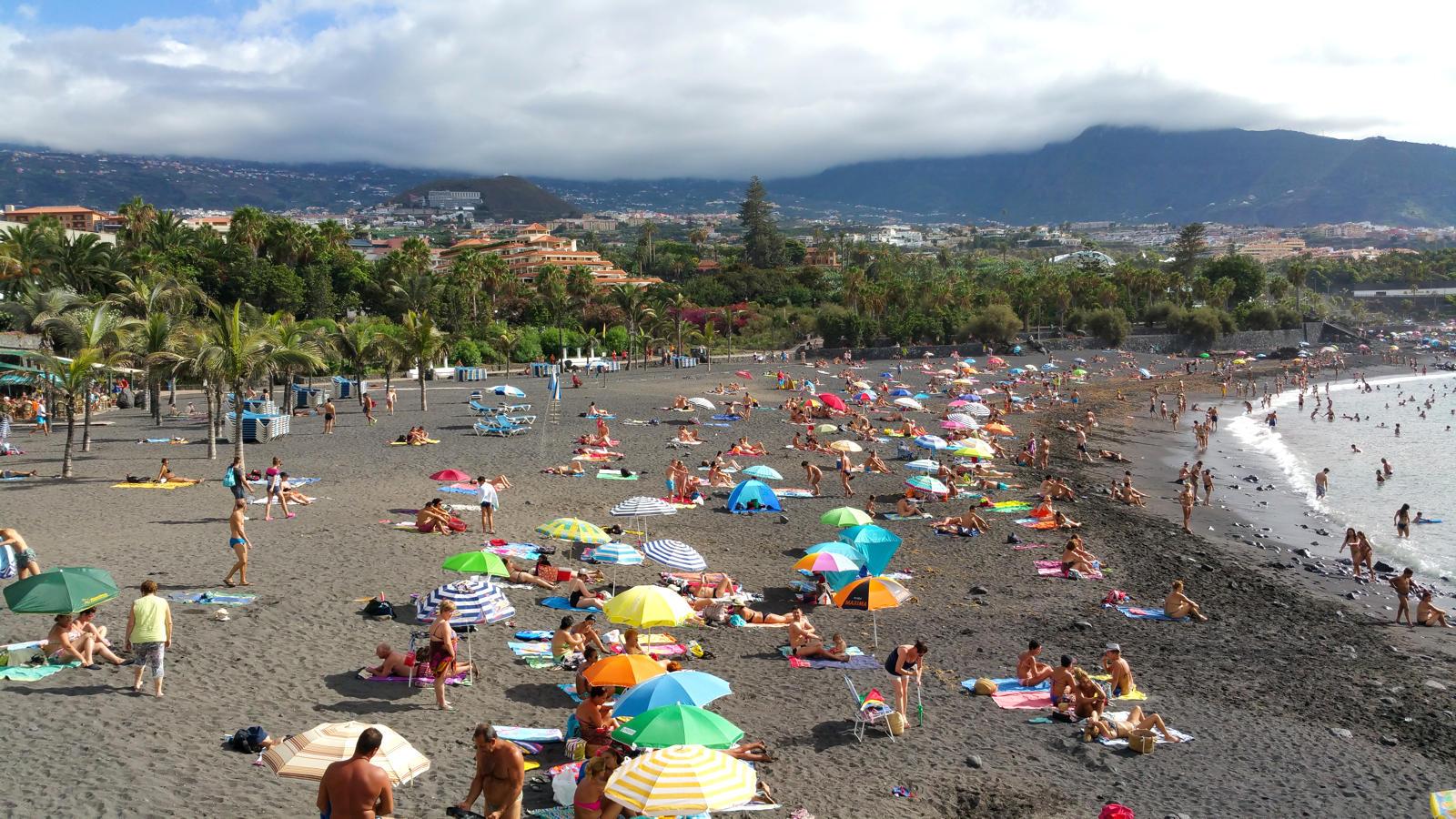 Alles rund um playa jardin den strand von puerto de la - Puerto de la cruz sehenswurdigkeiten ...