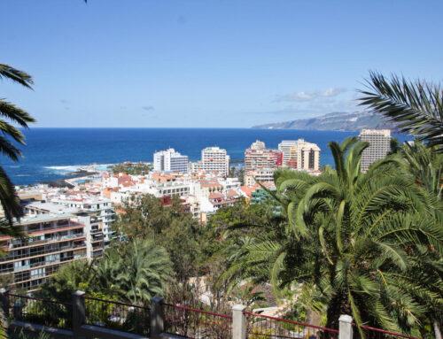 Puerto de la Cruz: Ein virtueller Stadtrundgang